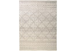 """8'5""""x11'5"""" Rug-Hand Knotted Woolbeige/Grey"""