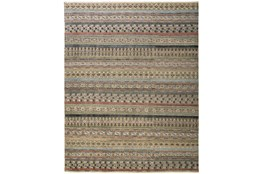 "7'8""x9'8"" Rug-Hand Knotted Wool Pink/Multi"