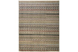 """8'5""""x11'5"""" Rug-Hand Knotted Wool Pink/Multi"""