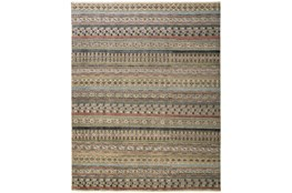 138X180 Rug-Hand Knotted Wool Pink/Multi