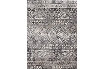 63X90 Rug-Alexander Charcoal/Ivory