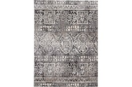 79X114 Rug-Alexander Charcoal/Ivory