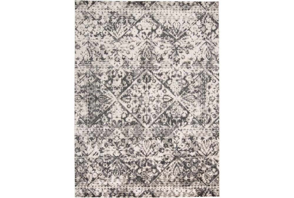 51X75 Rug-Bandu Charcoal/Ivory