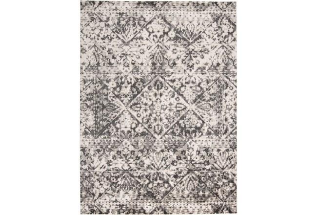 51X75 Rug-Bandu Charcoal/Ivory - 360