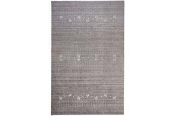 102X138 Rug-Gabbeh Grey
