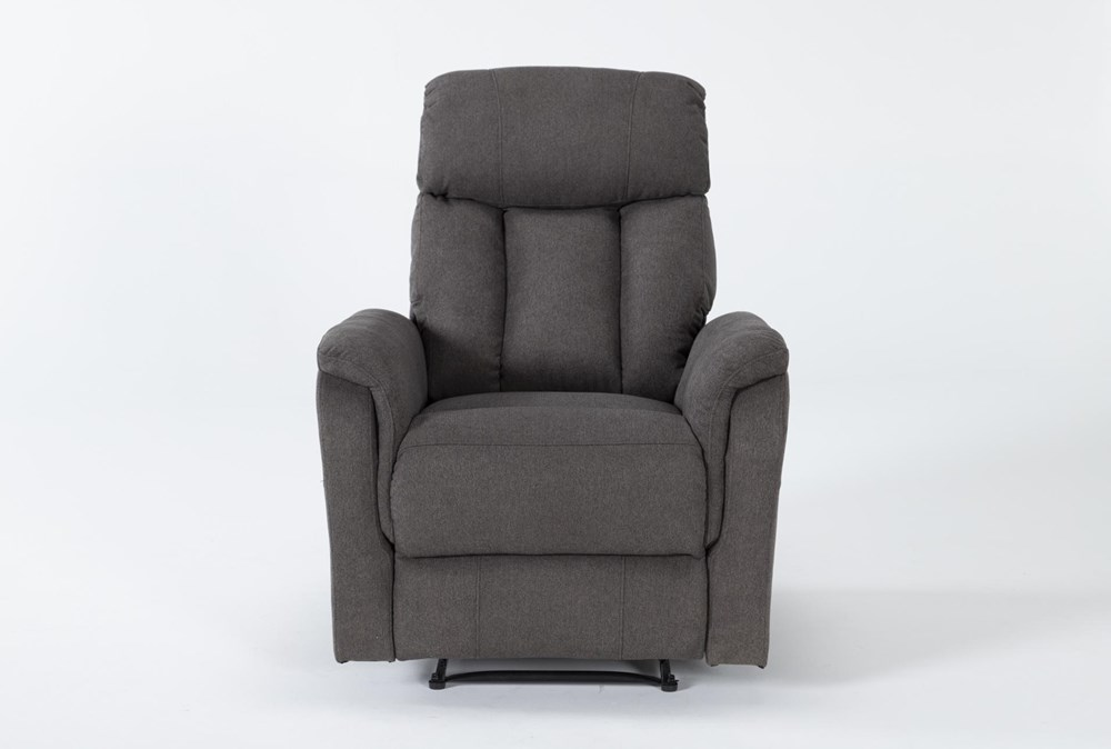 Suzy II Dark Grey Wallaway Recliner
