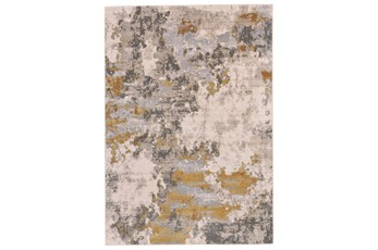 5'x8' Rug-Birch Contemporary Gold