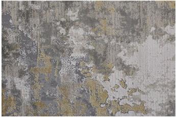 8'x11' Rug-Birch Contemporary Gold