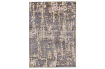 120X158 Rug-Sterling Contemporary Gold