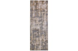 """2'8""""x7'8"""" Rug-Sterling Contemporary Gold"""
