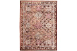 "5'x6'9"" Rug-Traditional Cora/Rust Multi"