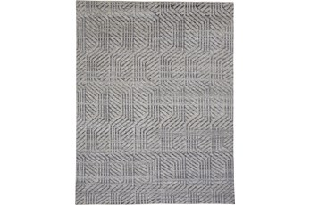 96X120 Rug-Art Deco Hand Knotted Beige