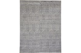5'x8' Rug-Art Deco Hand Knotted Beige