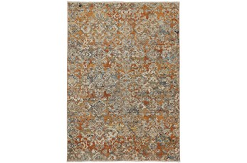 63X90 Rug-Agincourt Orange