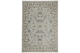 "5'3""x7'5"" Rug-Agincourt Light Blue"
