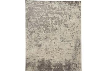 34X94 Rug-Felton Silver/Ivory