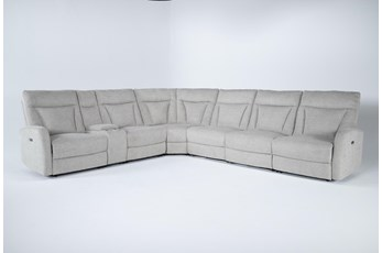 Halina 7 Piece Power Reclining Sectional