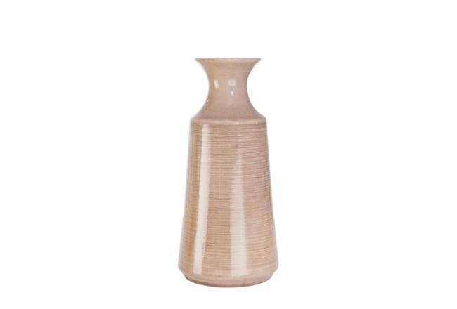 Natural Ceramic Vase - 360