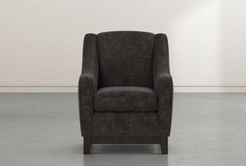 Riko II Midnight Accent Chair