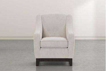 Riko II Linen Accent Chair