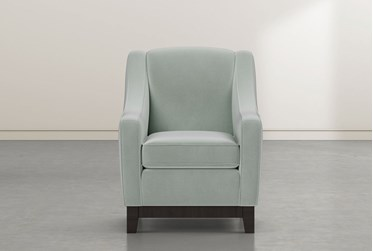 Riko II Teal Accent Chair