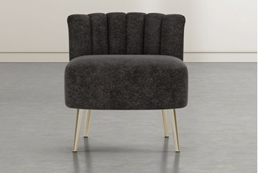 Hera Midnight Accent Chair