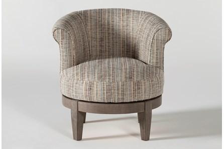 Theo III Swivel Accent Chair