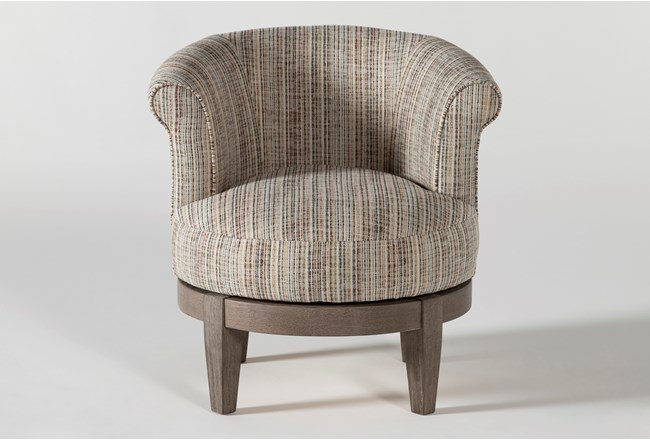 Cleo Swivel Accent Chair - 360