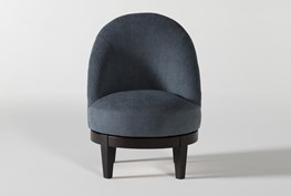 Lucien Swivel Accent Chair