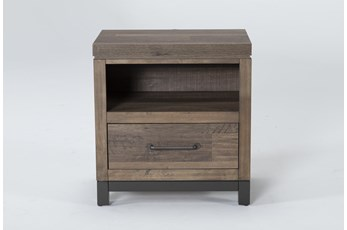 "Meadowlark 25"" Nightstand With USB"