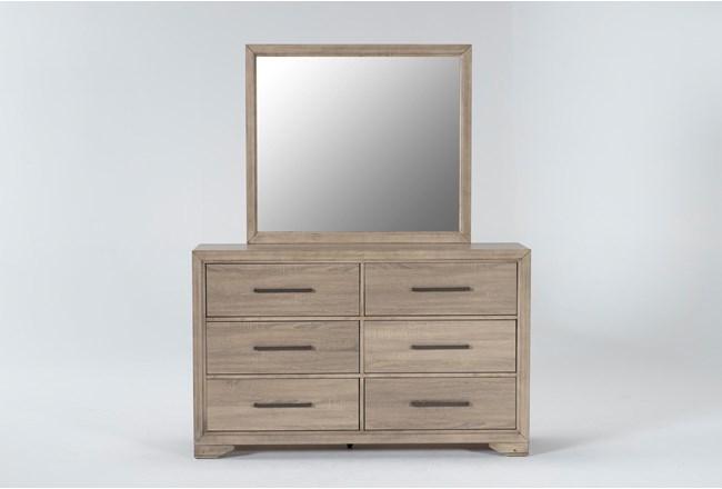 Hillsboro Dresser and Mirror - 360