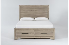 Hillsboro Queen Panel Bed With Storage