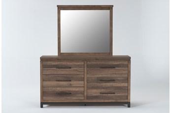 Meadowlark Dresser and Mirror
