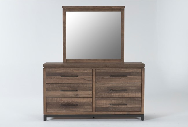 Meadowlark Dresser and Mirror - 360