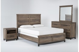 Meadowlark 4 Piece Queen Panel Bedroom Set