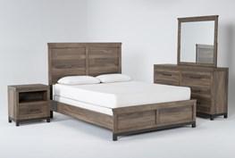 Meadowlark 4 Piece Queen Panel Bedroom Set