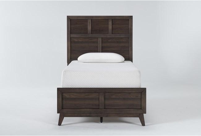 Montauk Twin Panel Bed - 360