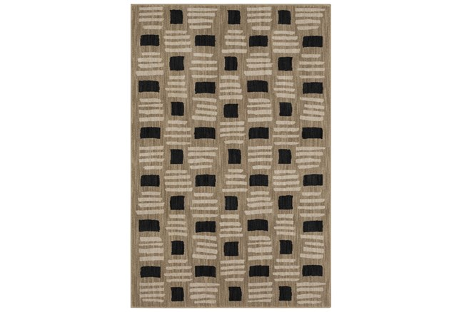 """5'3""""x7'8"""" Rug-Celano Oyster By Nate Berkus And Jeremiah Brent - 360"""