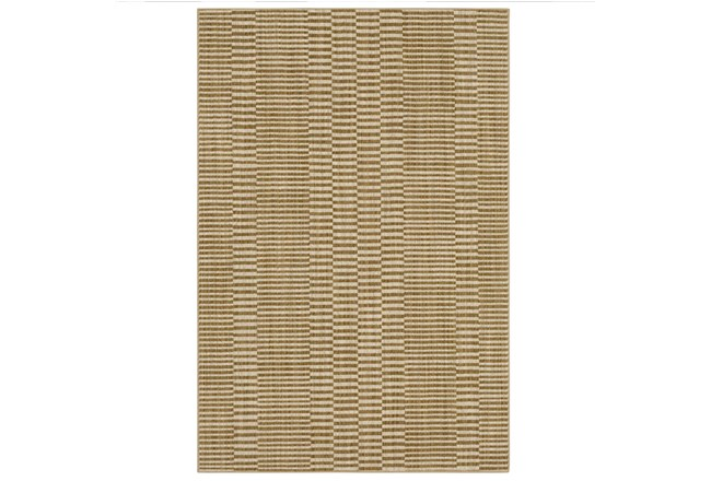 114X155 Rug-Matias Gold By Nate Berkus And Jeremiah Brent - 360
