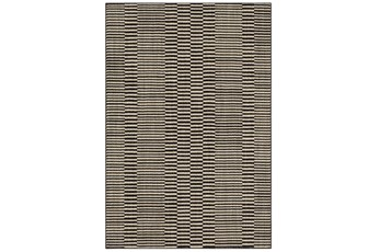 96X132 Rug-Matias Black By Nate Berkus And Jeremiah Brent