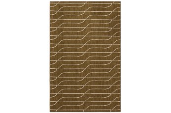 63X94 Rug-Rive Gold By Nate Berkus And Jeremiah Brent