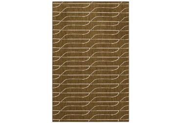 """5'3""""x7'8"""" Rug-Rive Gold By Nate Berkus And Jeremiah Brent"""