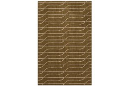 96X132 Rug-Rive Gold By Nate Berkus And Jeremiah Brent