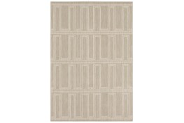 """5'3""""x7'8"""" Rug-Anson Oyster  By Nate Berkus And Jeremiah Brent"""