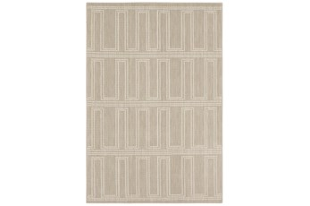 63X94 Rug-Anson Oyster By Nate Berkus And Jeremiah Brent