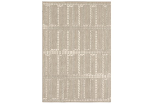 63X94 Rug-Anson Oyster By Nate Berkus And Jeremiah Brent - 360