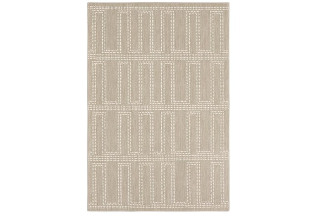 8'x11' Rug-Anson Oyster By Nate Berkus And Jeremiah Brent - 360