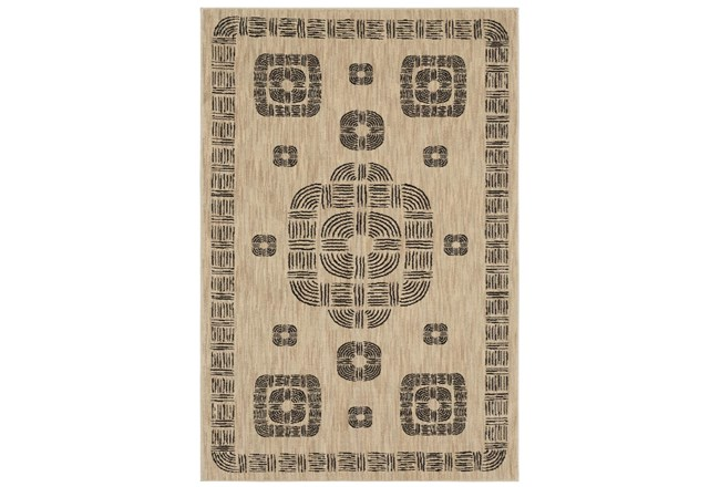 114X155 Rug-Lini Cream By Nate Berkus And Jeremiah Brent - 360