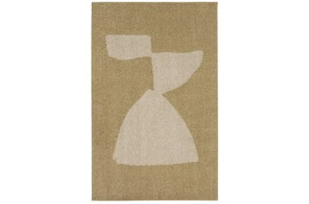63X94 Rug-Caillou Gold By Nate Berkus And Jeremiah Brent