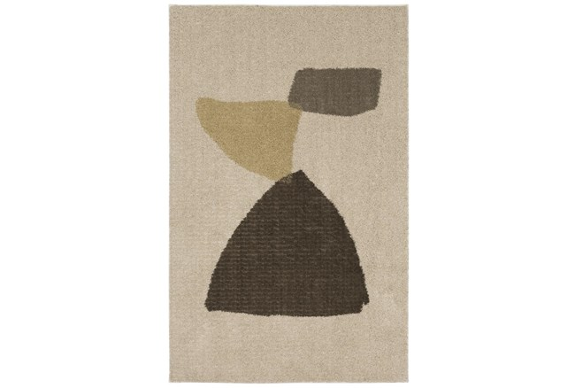 """5'3""""x7'8"""" Rug-Caillou Grey By Nate Berkus And Jeremiah Brent - 360"""